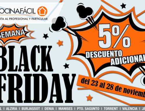 Especial Black Friday en Cocina Fácil